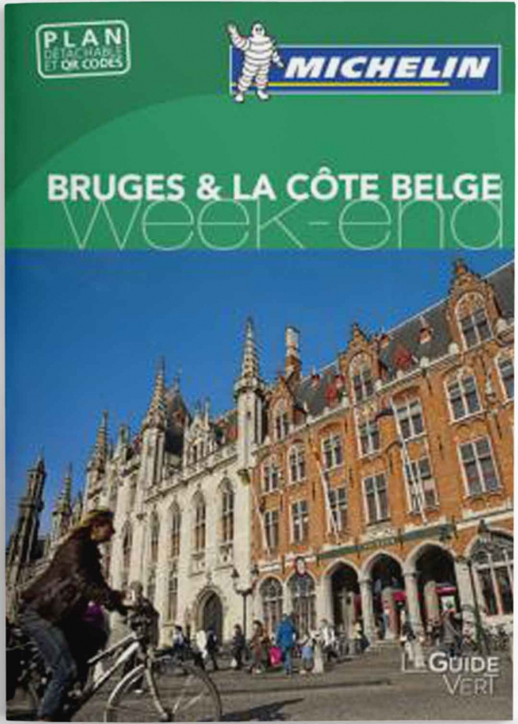 Target Advertising - Guide Vert Week-end Bruges et la Côte belge