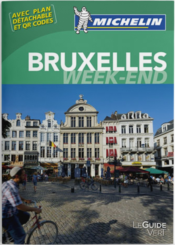 Target Advertising - Guide Vert Week-end Bruxelles